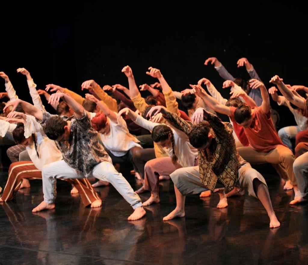 Circle - Spettacolo in anteprima assoluta al Teatro Golden di Roma