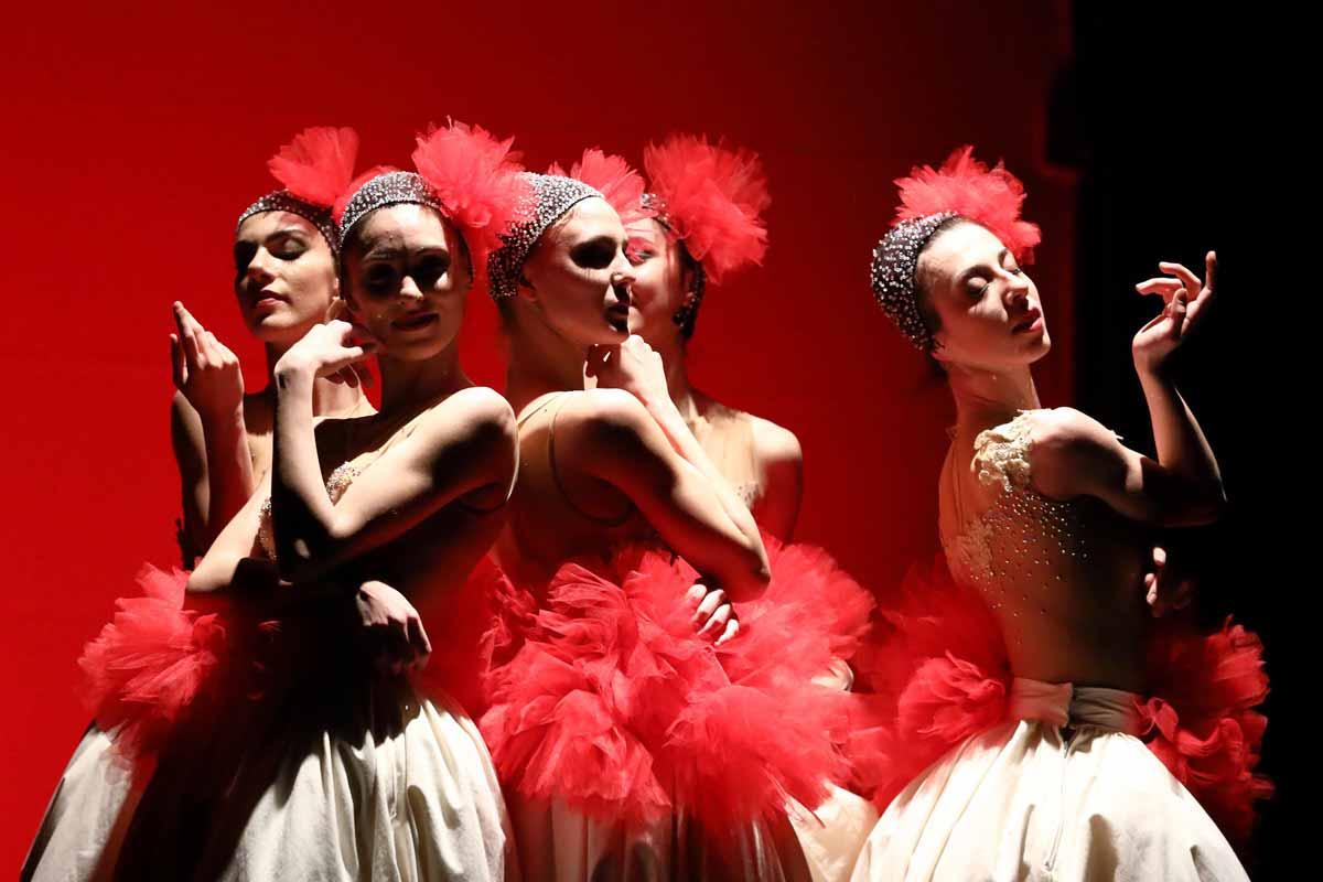 La Danza a Volterra con la Lyric Dance Company in 'Piaf' - 8 Febbraio Teatro Persio Flacco