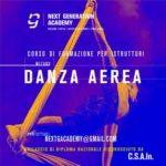 Corso di Formazione per Istruttore Danza Aerea