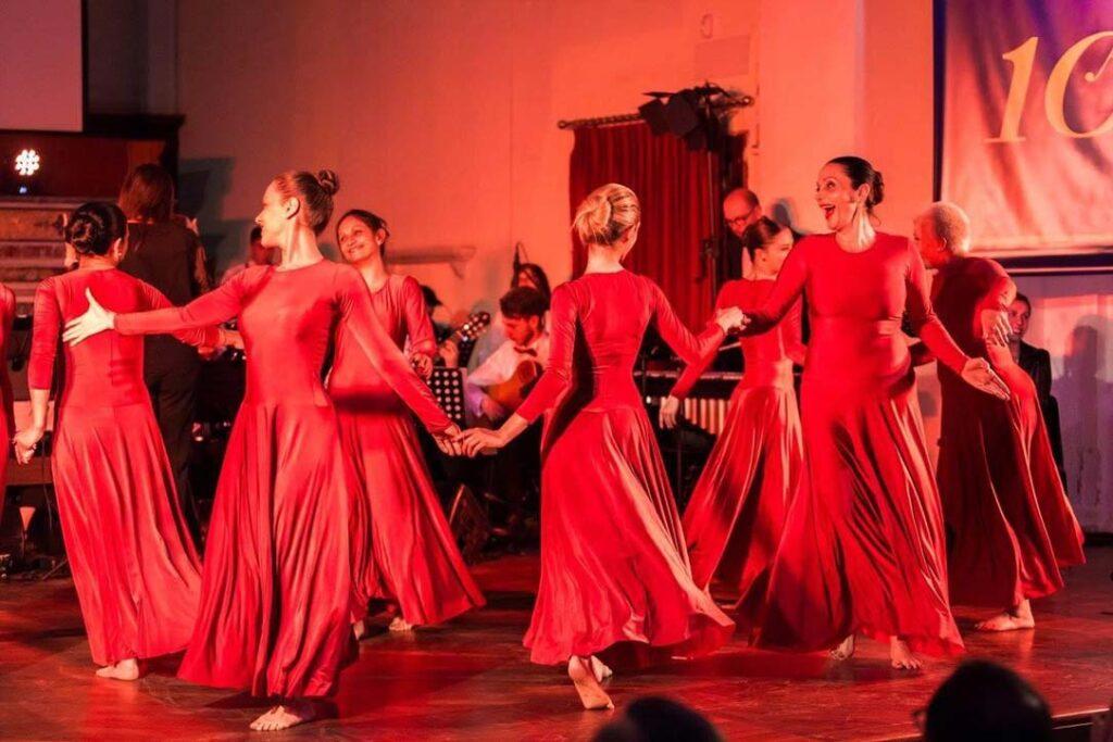 Danza e Carcere - Carmen Castiello