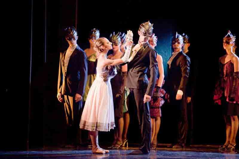 Riparte la danza in presenza del Balletto di Roma