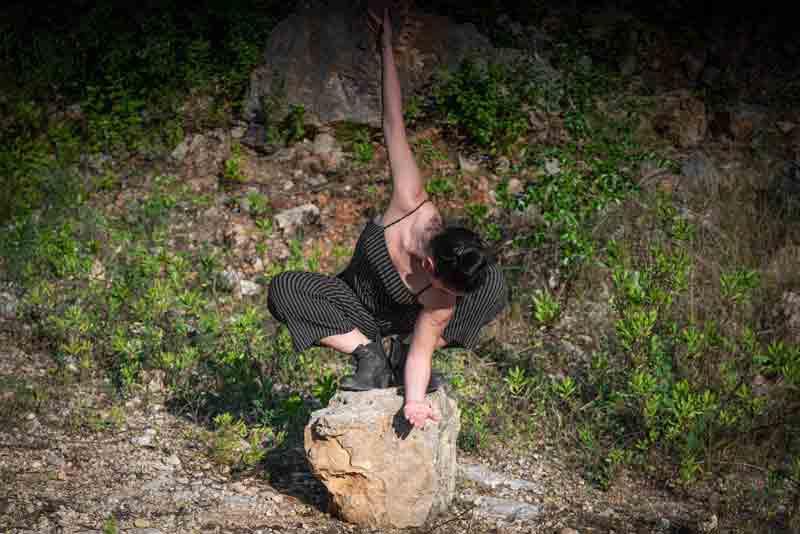 Dance First Think Later - Workshop di Danza con Alessandra Gaeta