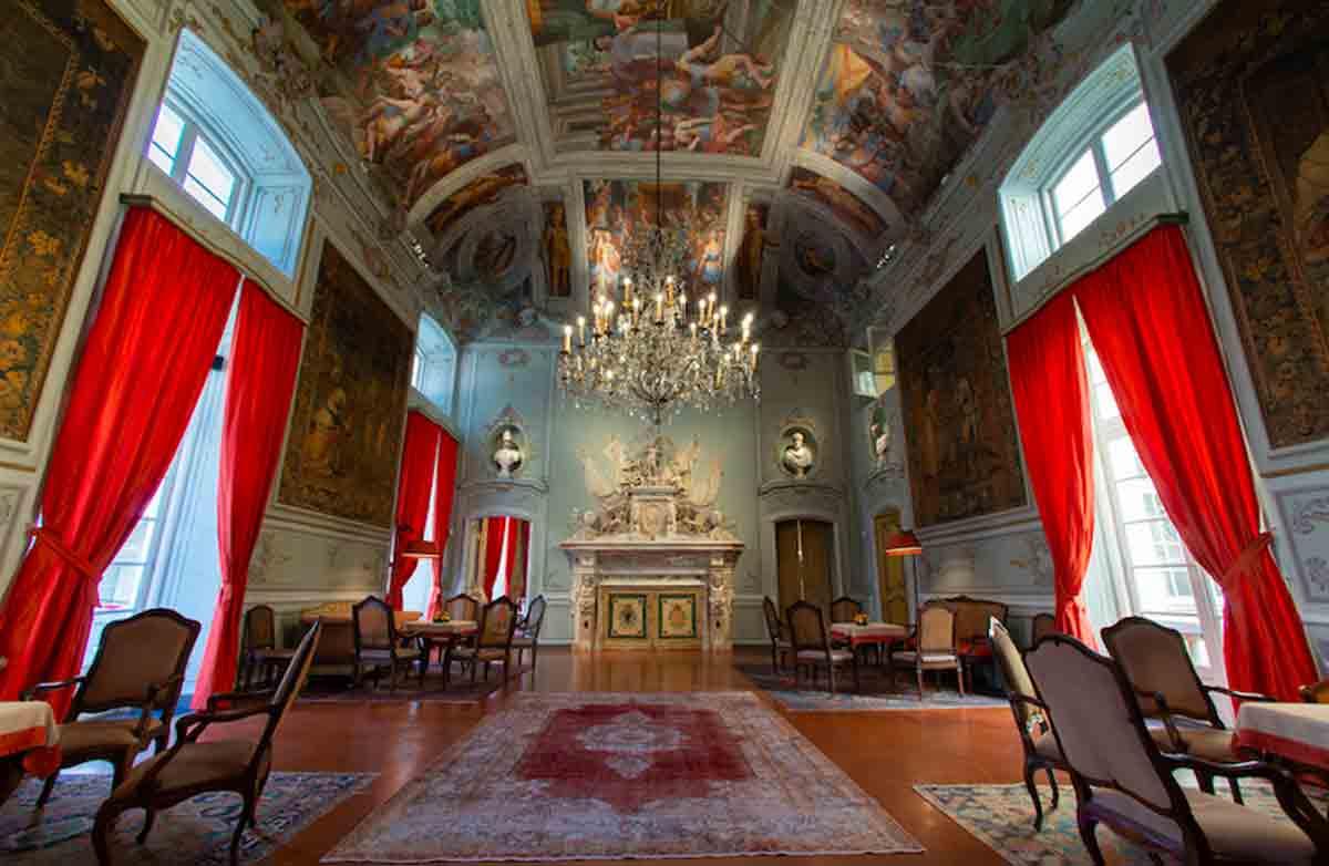 Palazzo G. Battista Spinola (Ph. G)