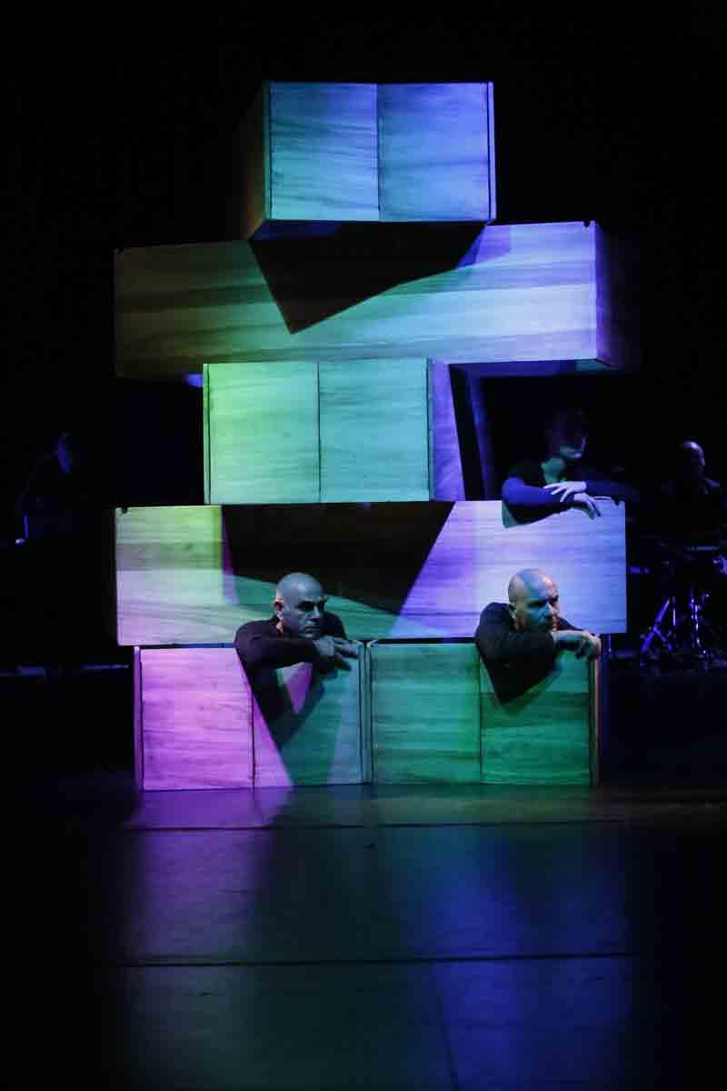 Drama Sound City di Stalker Teatro
