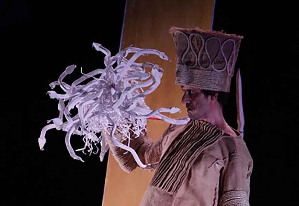 Perseo e Medusa di ASMED Balletto di Sardegna