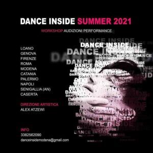 Dance Inside 2021