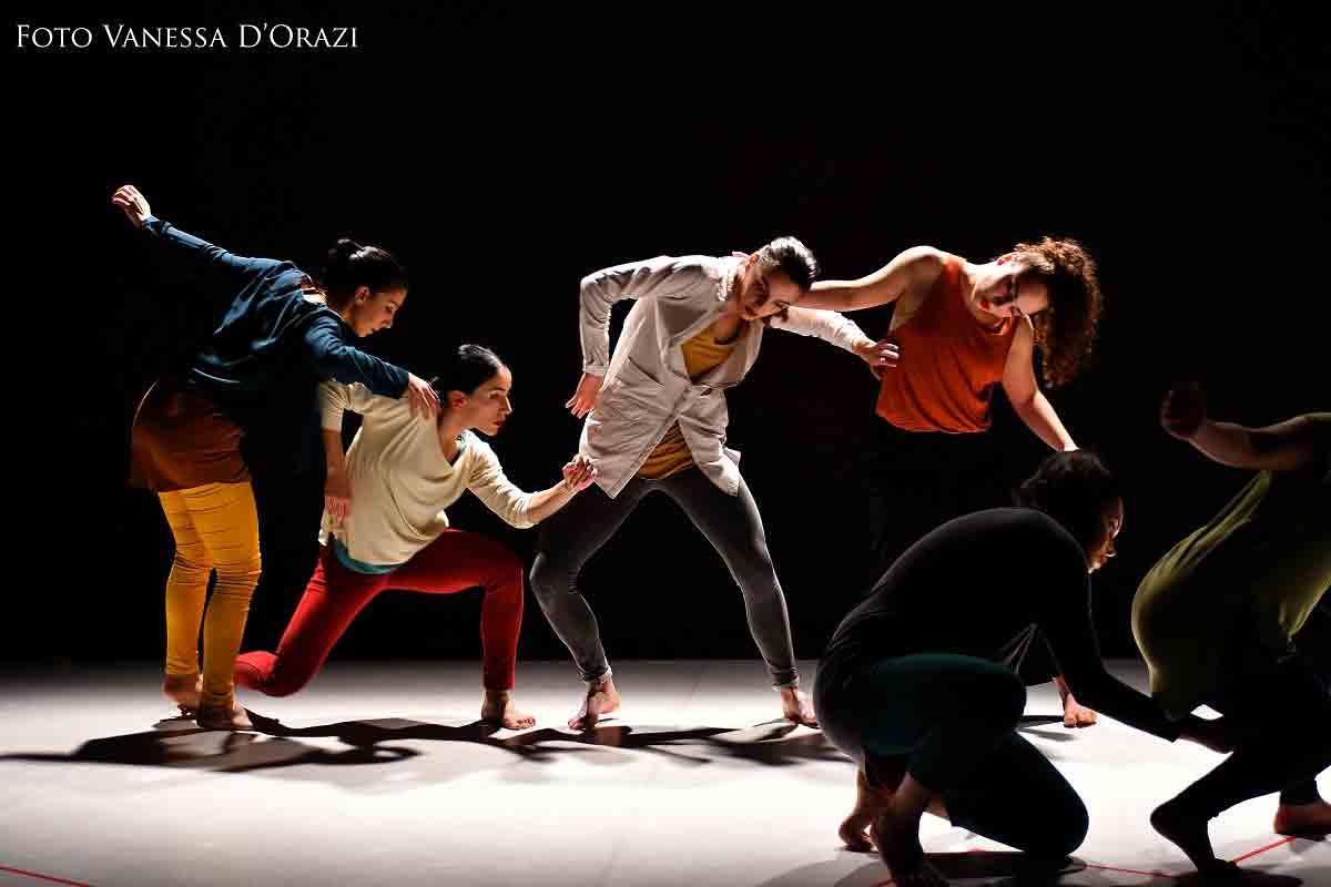Mandala Dance Company (Foto: Vanessa D'Orazi)