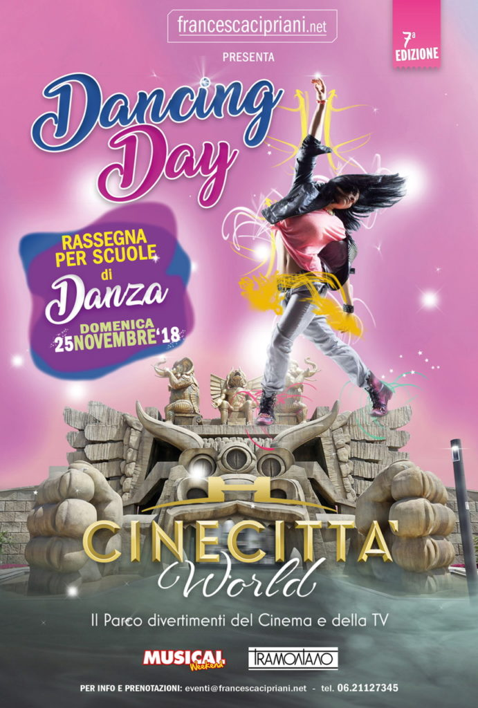 Dancing Day 7° Edizione al Cinecittà World