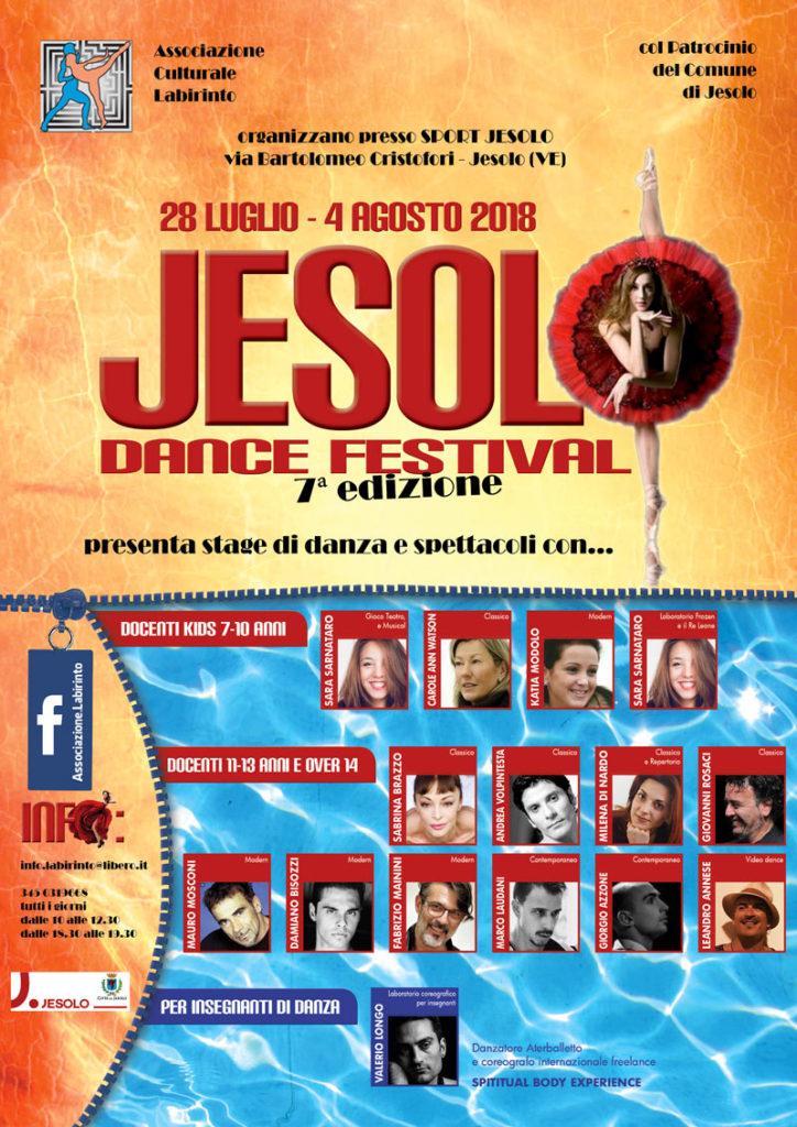 Jesolo Dance Festival 2018