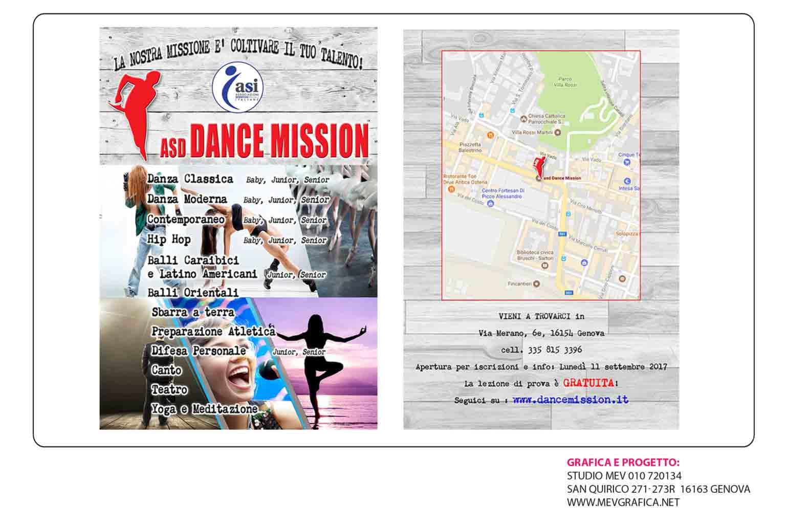 A.S.D. Dance Mission - Genova