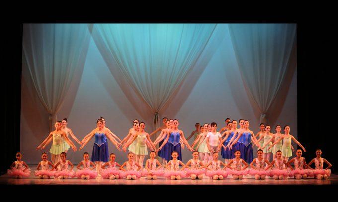 Scuola di danza classica e moderna Harmony a Napoli