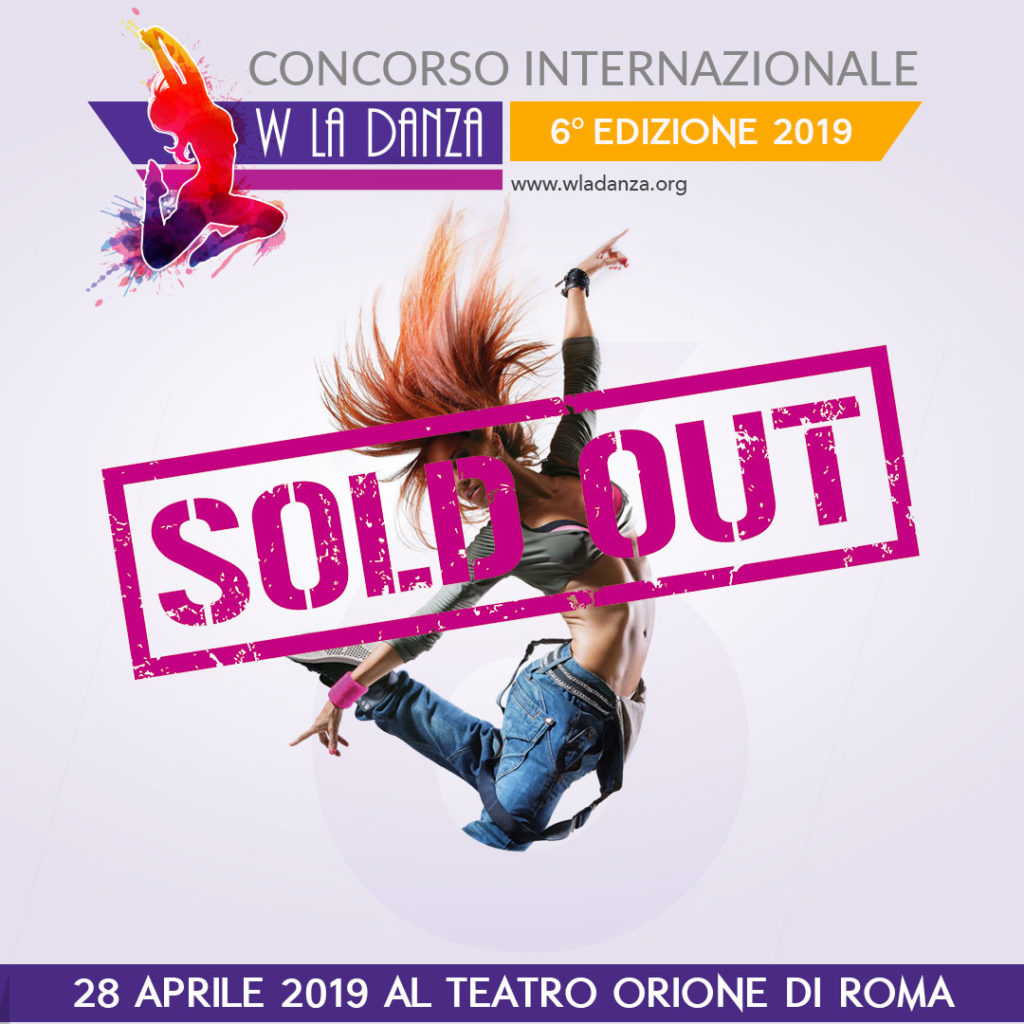 Iscrizioni Sold Out!
